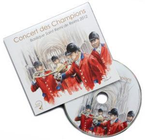 Concert des champions