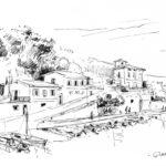 Quercianella, Italie - Feutre