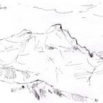 La Pointe Percée, Aravis - Feutre