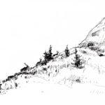 Les Pyrénées - Feutre