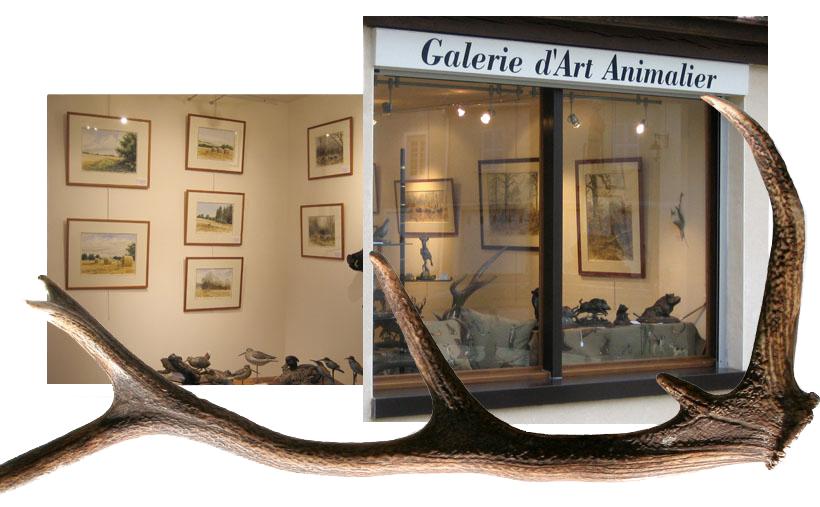 Galerie du Centre du Monde à Arc en Barrois, 2009.
