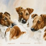 Fox Terrier - Aquarelle - 30x40 - A5919
