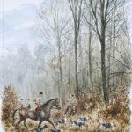 E. Champchevrier - Aquarelle - 30x20 - A4688 - VA