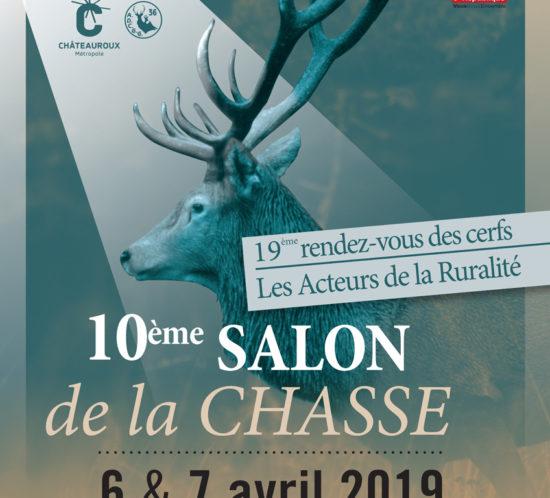 Affiche Salon de Châteauroux 2019