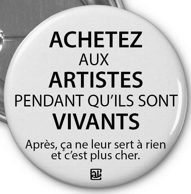 Artistes vivants