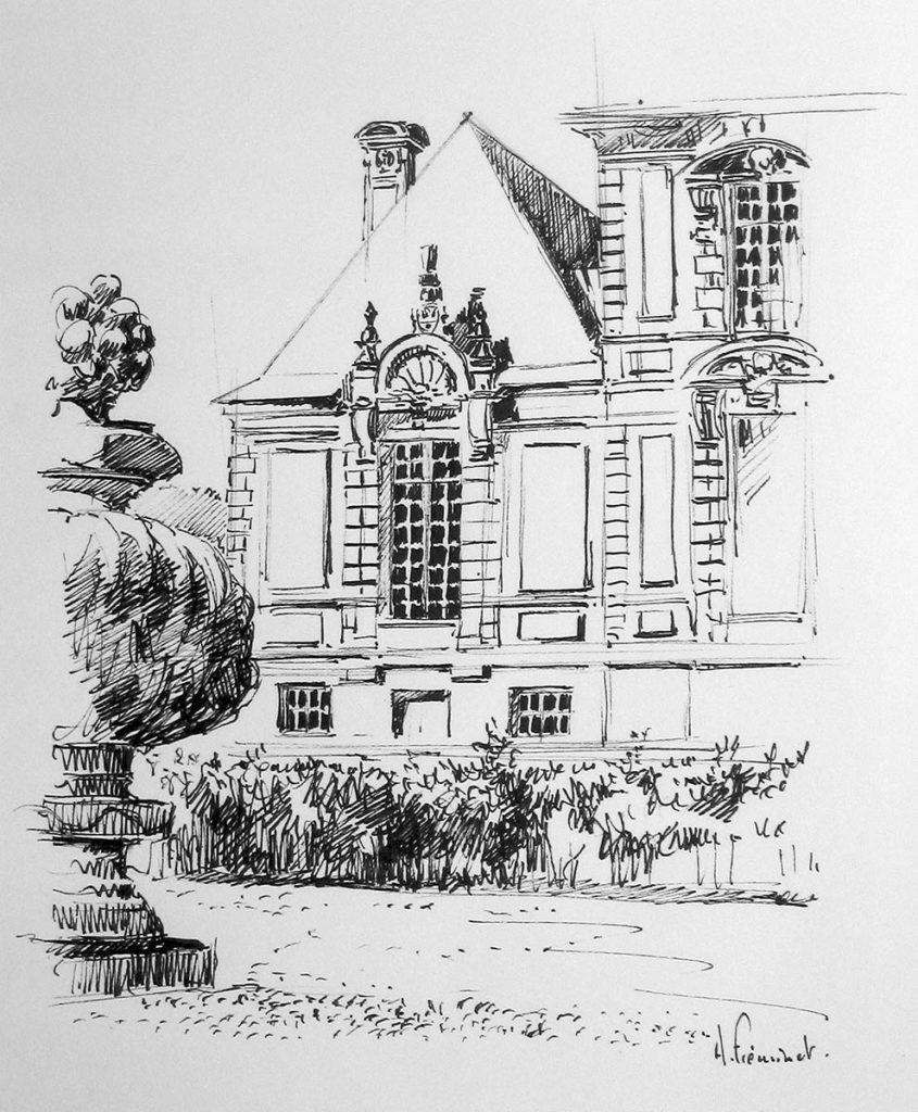 Beaumesnil - La Varende