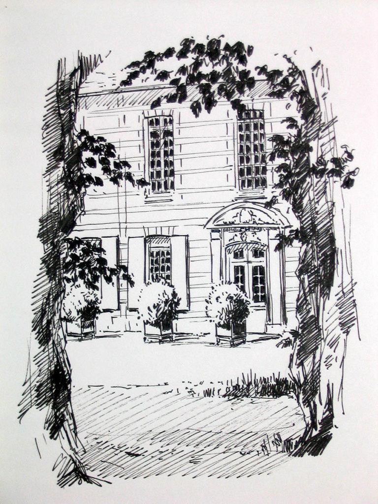 Fontaine l'Abbé - La Varende