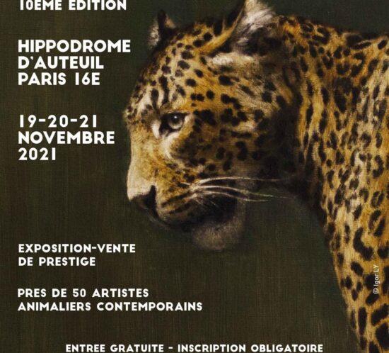 Exposition Animal Art Paris 2021